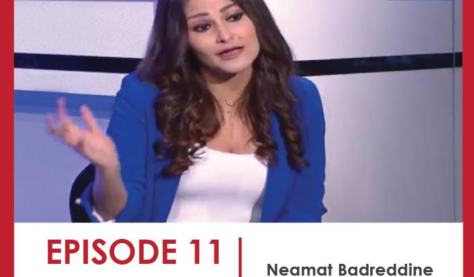 مقابلة مع المرشحة نعمت بدر الدين على قناة الجديد