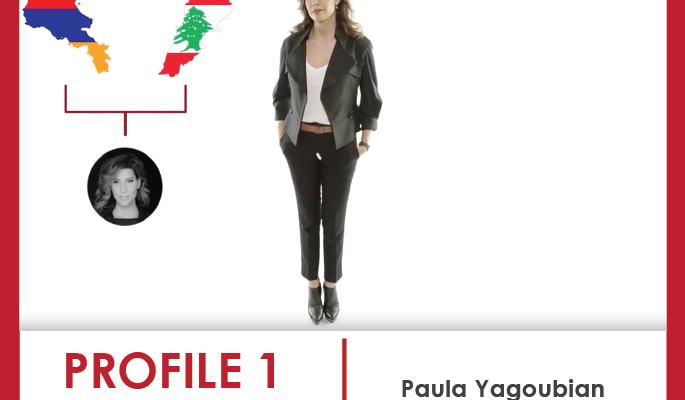 تقرير عن المرشحة بولا يعقوبيان على قناة الجديد